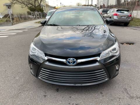 2015 Toyota Camry for sale at Kapos Auto, Inc. in Ridgewood, Queens NY