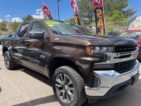 2019 Chevrolet Silverado 1500 for sale at Duke City Auto LLC in Gallup NM