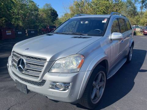 2009 Mercedes-Benz GL-Class for sale at Trocci's Auto Sales in West Pittsburg PA