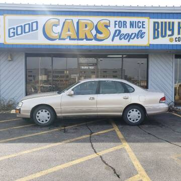 1996 Toyota Avalon for sale at Good Cars 4 Nice People in Omaha NE