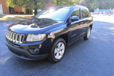 2011 Jeep Compass for sale at Key Auto Center in Marietta GA