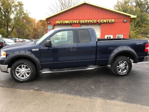2006 Ford F-150 for sale at ASC Auto Sales in Marcy NY