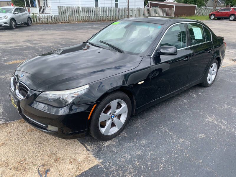 2008 BMW 5 Series for sale at PAPERLAND MOTORS - Fresh Inventory in Green Bay WI