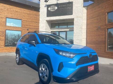 2019 Toyota RAV4 for sale at Hamilton Motors in Lehi UT