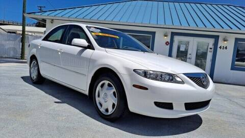 2004 Mazda MAZDA6 for sale at Select Autos Inc in Fort Pierce FL