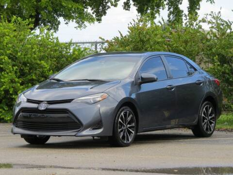 2018 Toyota Corolla for sale at DK Auto Sales in Hollywood FL