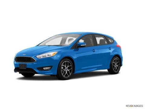 2015 Ford Focus for sale at Jamerson Auto Sales in Anderson IN