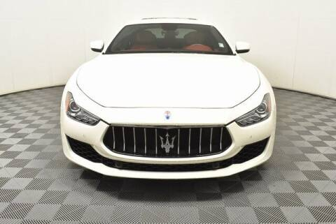 2018 Maserati Ghibli for sale at Southern Auto Solutions-Jim Ellis Maserati in Marietta GA