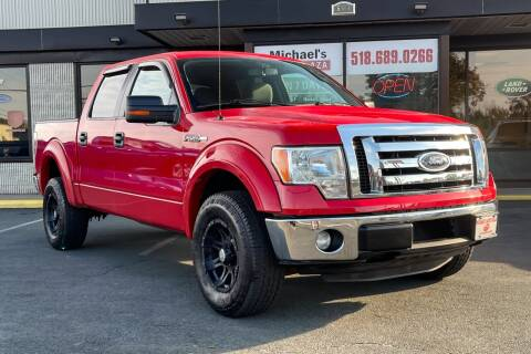 2012 Ford F-150 for sale at Michael's Auto Plaza Latham in Latham NY