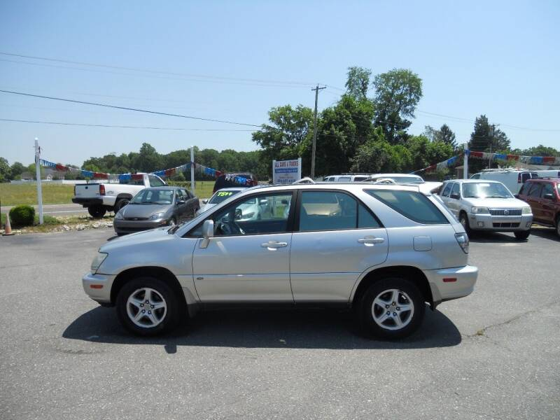2001 Lexus RX 300 for sale at All Cars and Trucks in Buena NJ