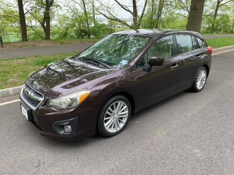 2012 Subaru Impreza for sale at Crazy Cars Auto Sale in Jersey City NJ