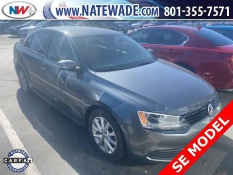 2012 Volkswagen Jetta for sale at NATE WADE SUBARU in Salt Lake City UT