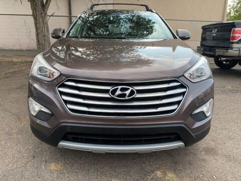 2015 Hyundai Santa Fe for sale at GO GREEN MOTORS in Lakewood CO