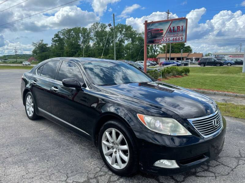 2007 Lexus LS 460 for sale at Albi Auto Sales LLC in Louisville KY