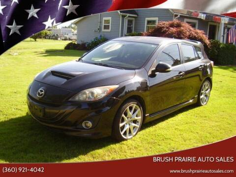 2010 Mazda MAZDASPEED3 for sale at Brush Prairie Auto Sales in Battle Ground WA