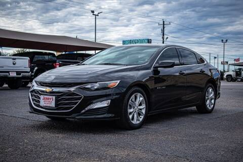 2020 Chevrolet Malibu for sale at Jerrys Auto Sales in San Benito TX