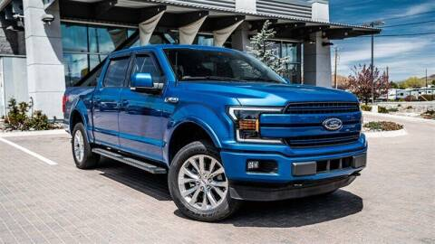 2019 Ford F-150 for sale at MUSCLE MOTORS AUTO SALES INC in Reno NV