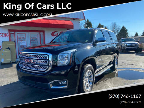 2015 GMC Yukon for sale at King of Cars LLC in Bowling Green KY