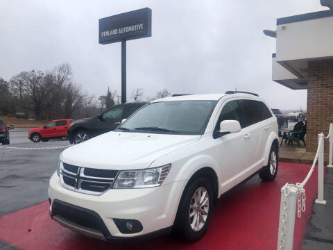 2015 Dodge Journey for sale at Penland Automotive Group in Taylors SC