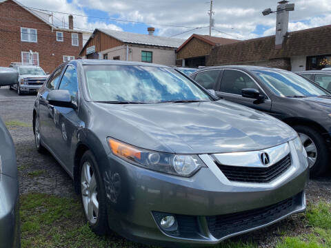 2009 Acura TSX for sale at Centre City Imports Inc in Reading PA