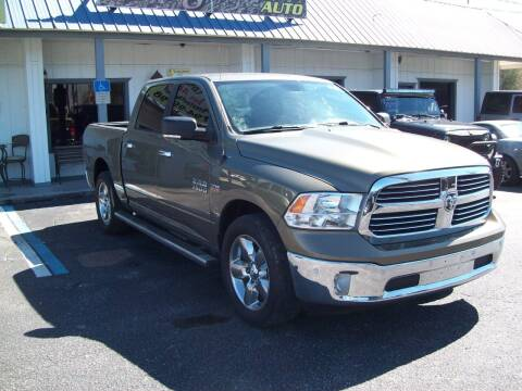 2015 RAM Ram Pickup 1500 for sale at LONGSTREET AUTO in St Augustine FL