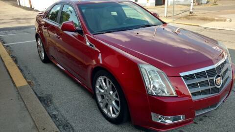 2011 Cadillac CTS for sale at Graft Sales and Service Inc in Scottdale PA