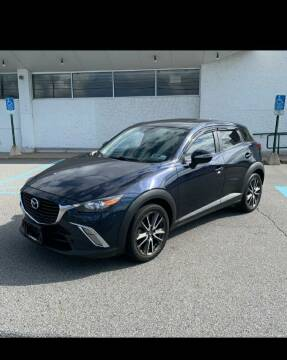2017 Mazda CX-3 for sale at AME Motorz in Wilkes Barre PA
