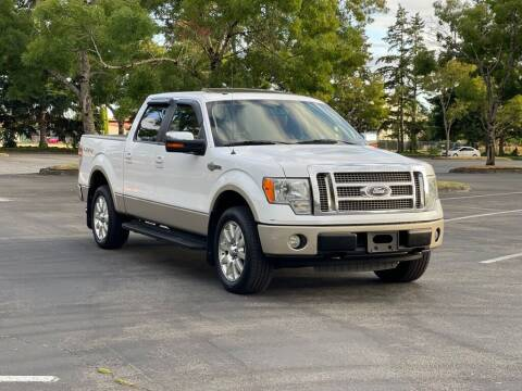 2010 Ford F-150 for sale at H&W Auto Sales in Lakewood WA