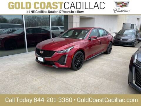 2021 Cadillac CT4 for sale at Gold Coast Cadillac in Oakhurst NJ