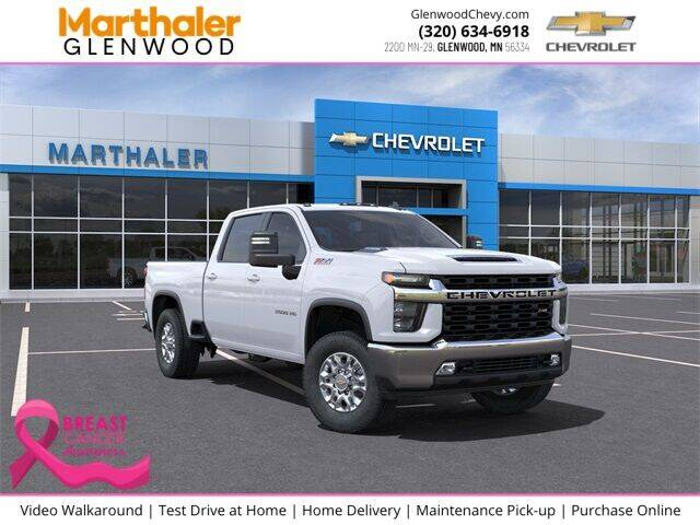 2022 Chevrolet Silverado 3500HD for sale in Glenwood, MN