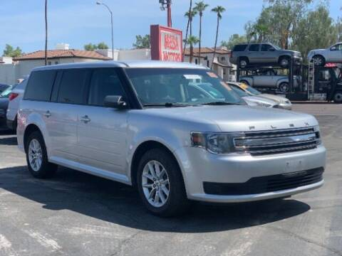 2013 Ford Flex for sale at Brown & Brown Auto Center in Mesa AZ