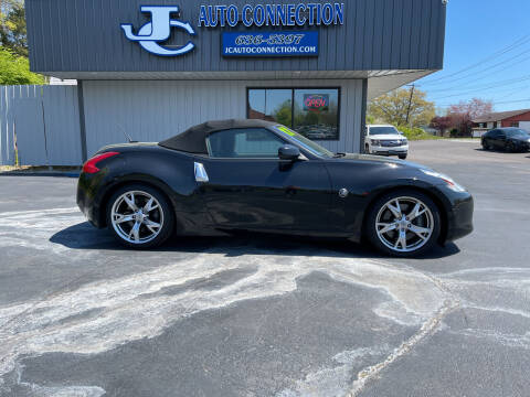 2012 Nissan 370Z for sale at JC AUTO CONNECTION LLC in Jefferson City MO