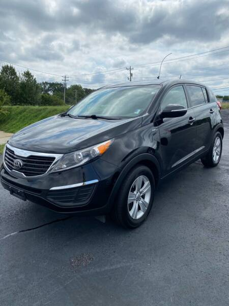 2013 Kia Sportage for sale at Penland Automotive Group in Taylors SC