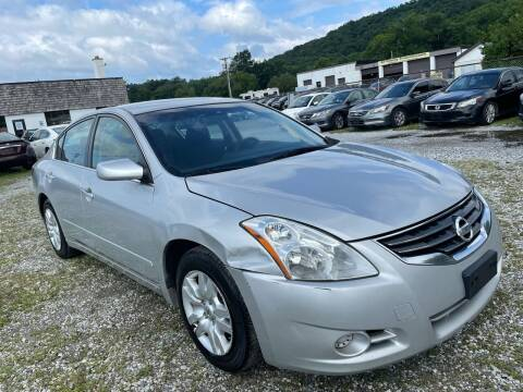 2012 Nissan Altima for sale at Ron Motor Inc. in Wantage NJ