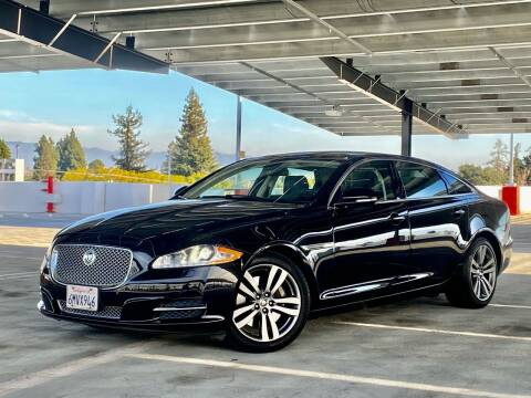 2011 Jaguar XJL for sale at Car Hero LLC in Santa Clara CA