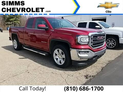 2019 GMC Sierra 1500 Limited for sale at Aaron Adams @ Simms Chevrolet in Clio MI