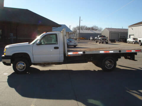 2005 Chevrolet Silverado 3500 for sale at Quality Auto Sales in Wayne NE