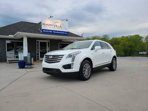2019 Cadillac XT5 for sale at Maryville Auto Sales in Maryville TN