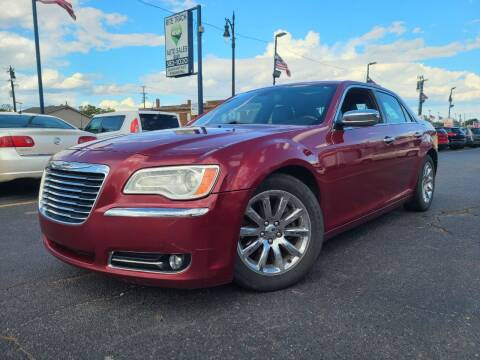 2012 Chrysler 300 for sale at Rite Track Auto Sales in Detroit MI