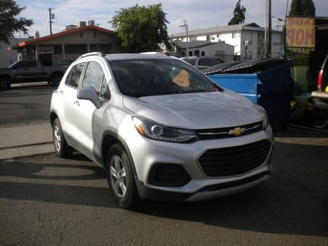 2018 Chevrolet Trax for sale at AUTO SELLERS INC in San Diego CA