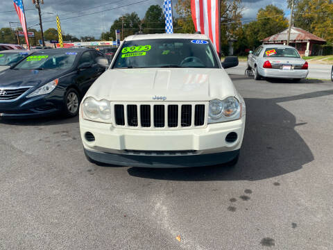 2005 Jeep Grand Cherokee for sale at Cars for Less in Phenix City AL