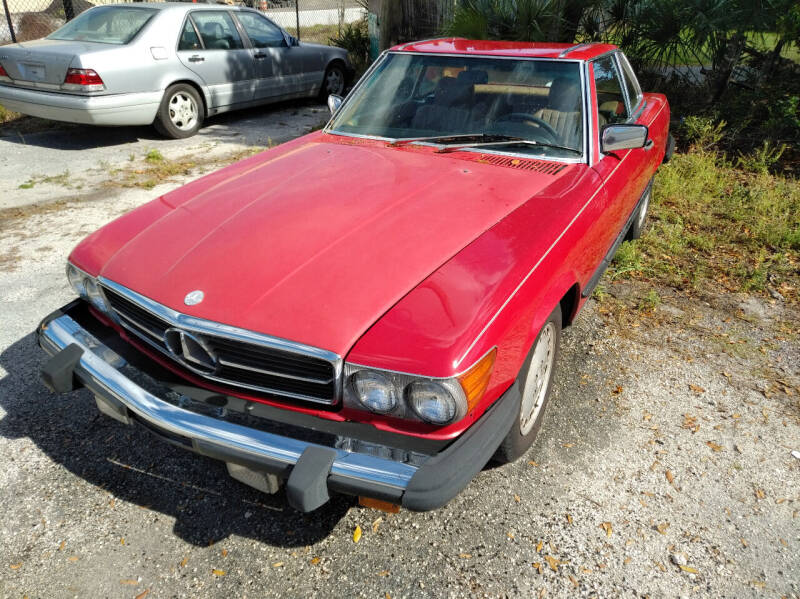 1987 Mercedes-Benz 560-Class for sale at Nort Northam Collection in Winter Park FL