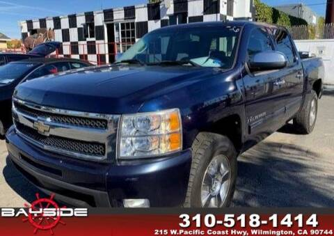 2009 Chevrolet Silverado 1500 for sale at BaySide Auto in Wilmington CA