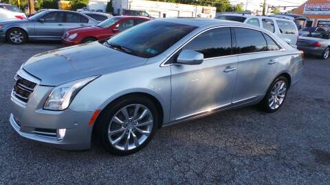 2017 Cadillac XTS for sale at Unlimited Auto Sales in Upper Marlboro MD