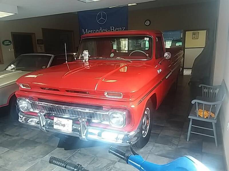 1965 GMC C/K 2500 Series for sale at Vertucci Automotive Inc in Wallingford CT
