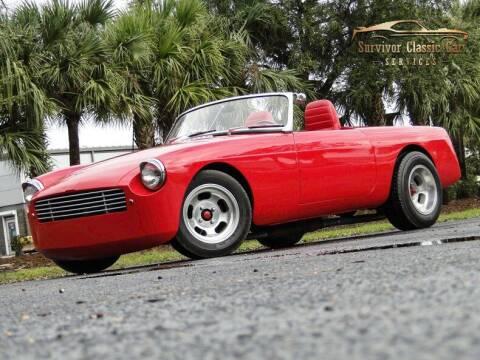 1964 MG MGB for sale at SURVIVOR CLASSIC CAR SERVICES in Palmetto FL