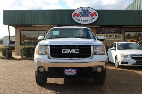 2008 GMC Sierra 1500 for sale at JC Truck and Auto Center in Nacogdoches TX