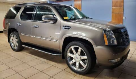2011 Cadillac Escalade for sale at Adams Auto Group Inc. in Charlotte NC