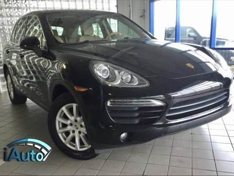 2011 Porsche Cayenne for sale at iAuto in Cincinnati OH
