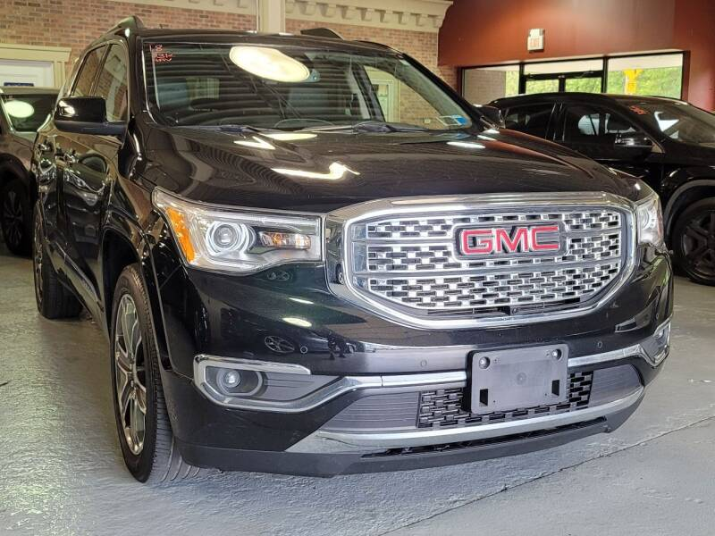 2018 GMC Acadia for sale at AW Auto & Truck Wholesalers  Inc. in Hasbrouck Heights NJ